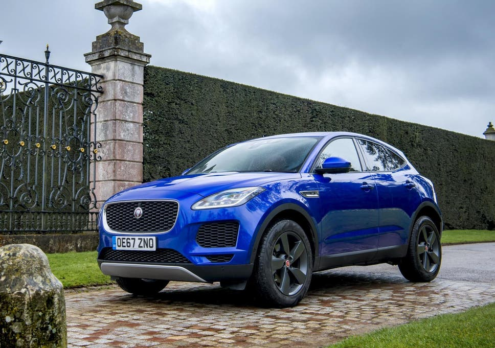 Jaguar E Pace A Step Ahead Of An Increasingly Generic Suv Pack