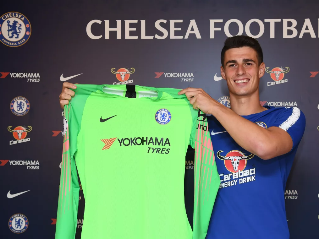 Chelsea seal record £71m signing of Kepa Arrizabalaga from Athletic Bilbao after Thibaut Courtois joins Real Madrid