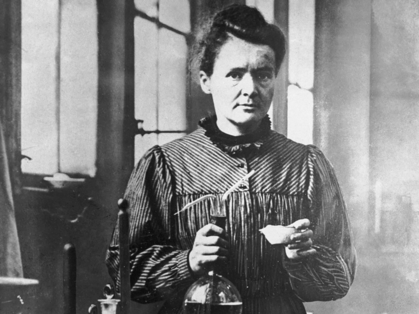 Marie Curie named most influential woman in history by poll | The Independent