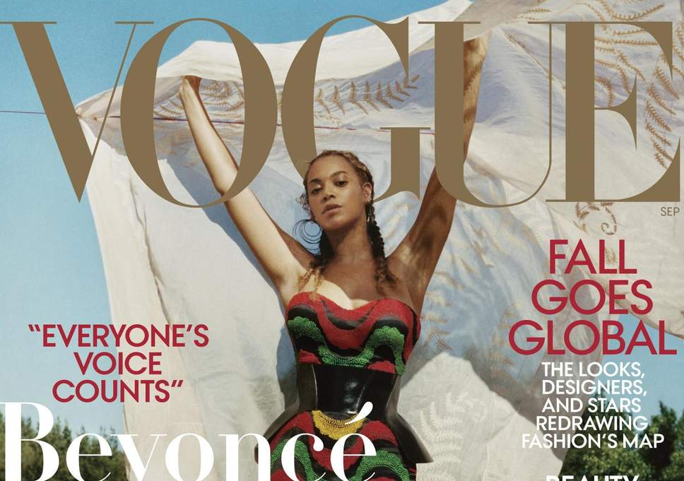 bae9156255149 Twitter celebrates black women taking centre stage on September issue  covers.