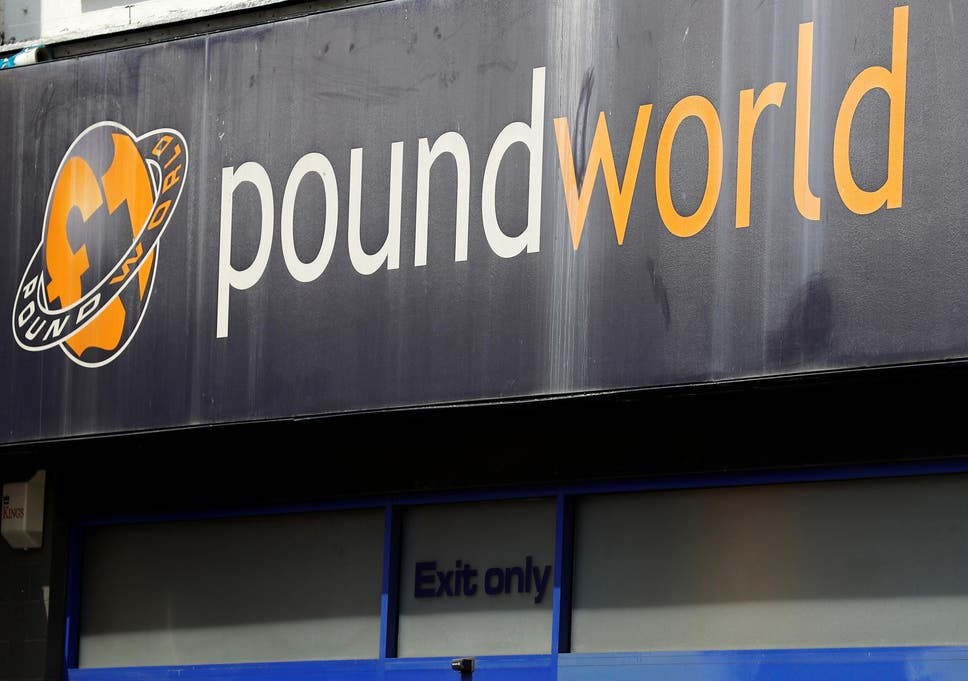 Poundworld owner wife sexual dysfunction