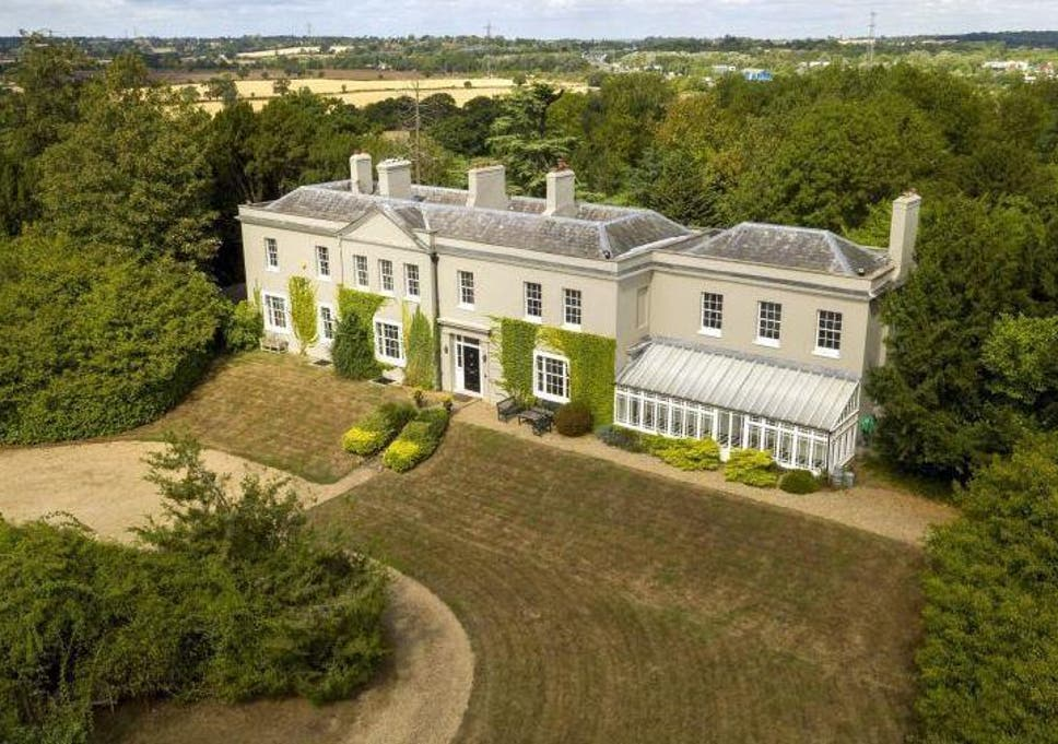 Couple Sells £13.50 Raffle Tickets For Their £5 Million Mansion