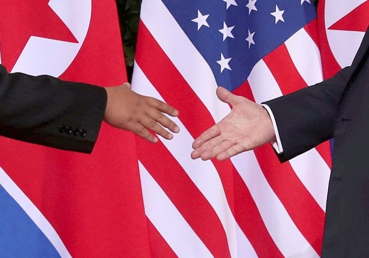 North Korea hits out at US diplomats over sanctions and demands to denuclearise