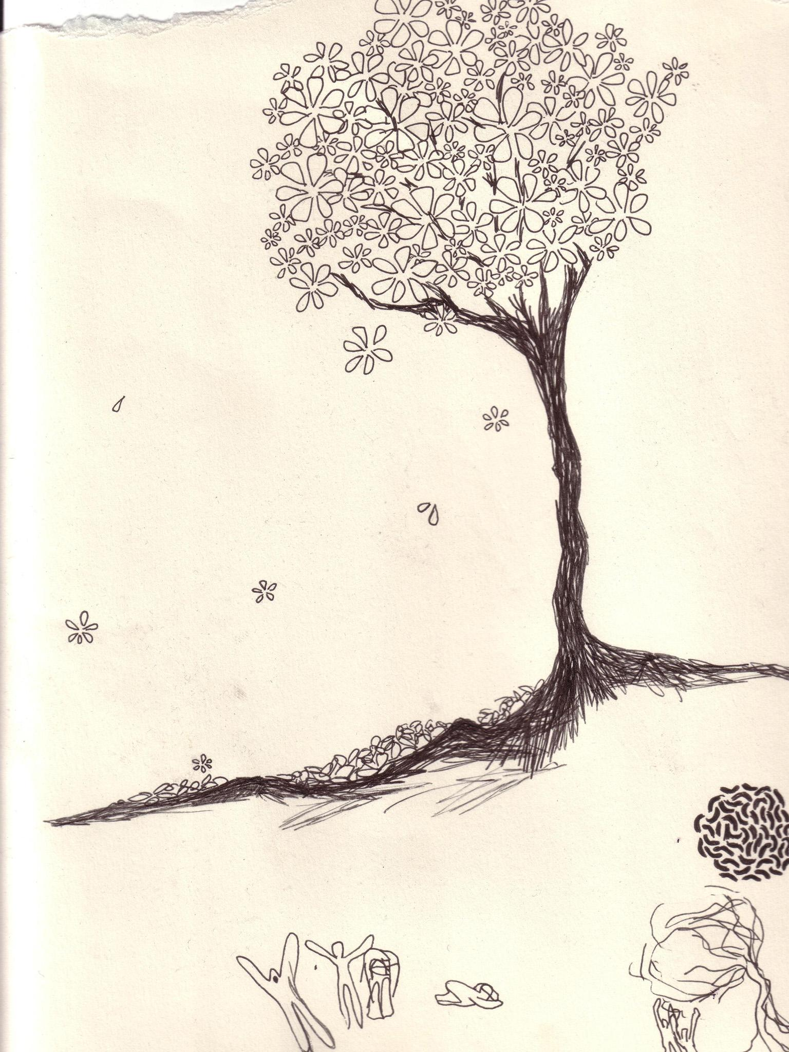Test Draws On Doodles To Spot Signs Of >> Doodles May Reveal Our Subconscious Thoughts Says Graphologist