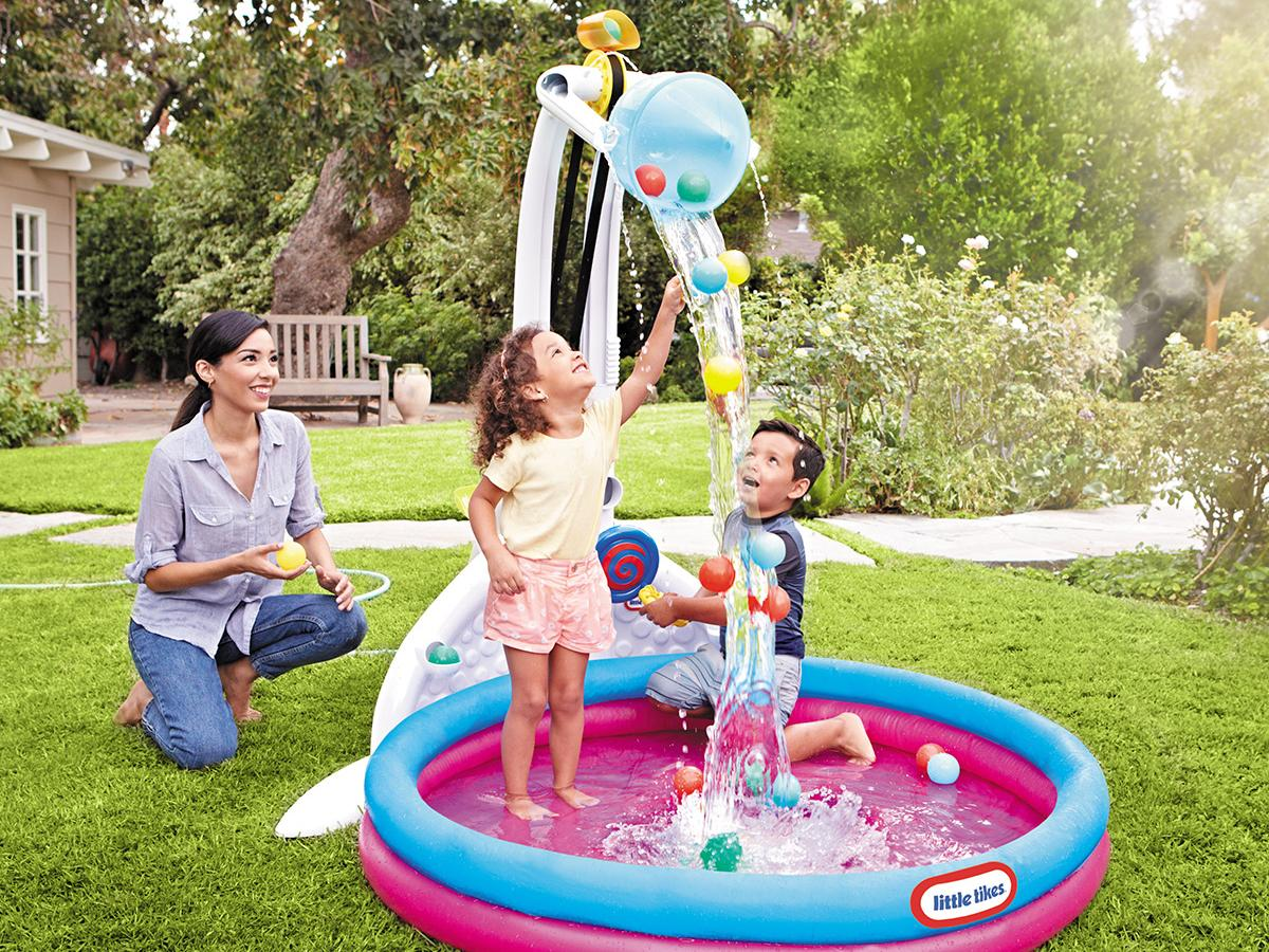 Inflatable Pool For Indoor And Outdoor Use Baby Bathtub Summer Swimming Pool Water Play Toy Best Birthday Gift For Baby Mother & Kids Activity & Gear