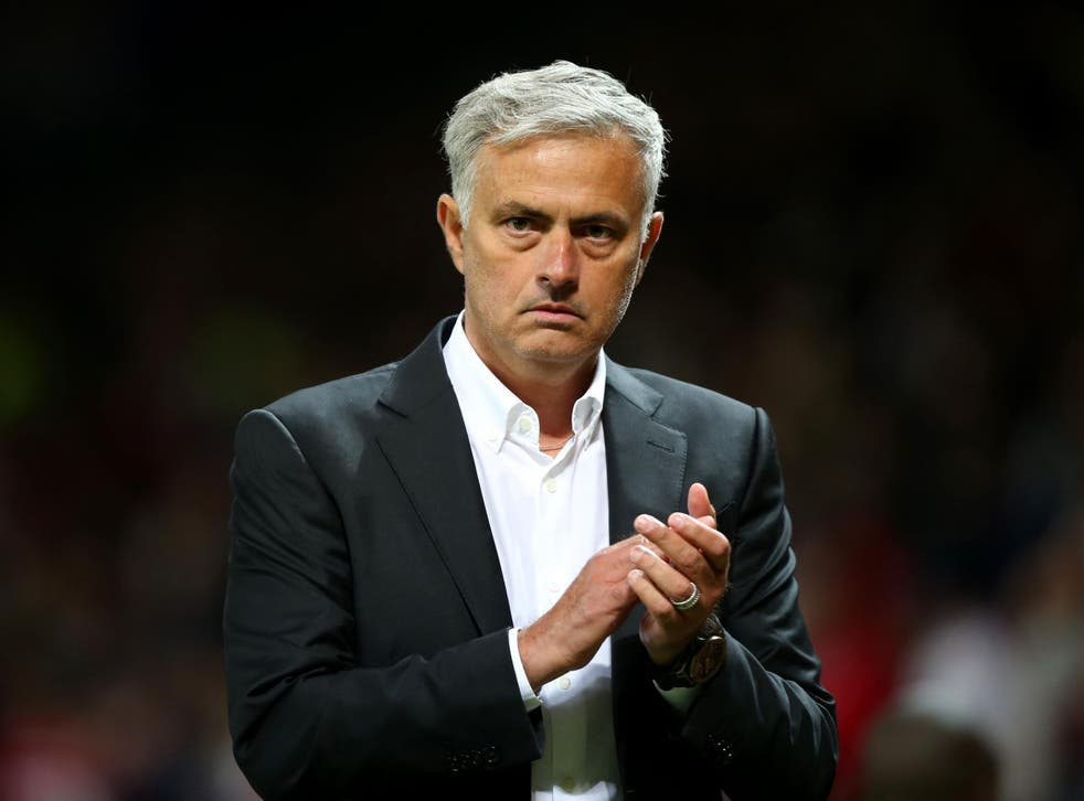Mourinho may see a sporting director brought in over him