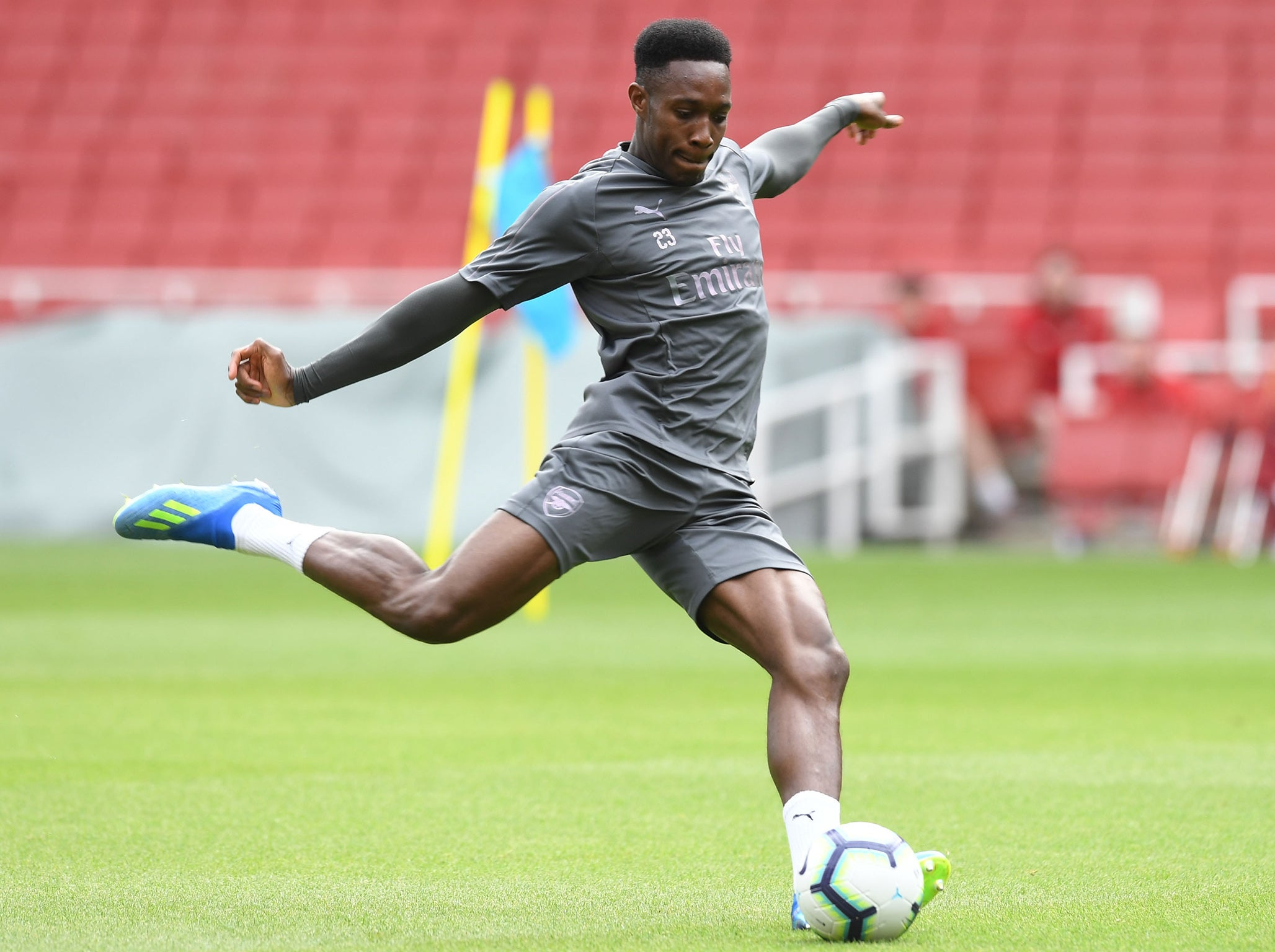 Why Danny Welbeck's versatility could finally prove a blessing rather than a curse at Arsenal this season