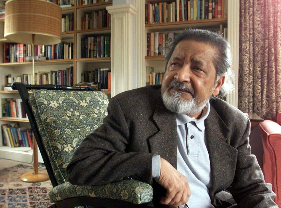 VS Naipaul was awarded the Nobel Prize for Literature in 2001