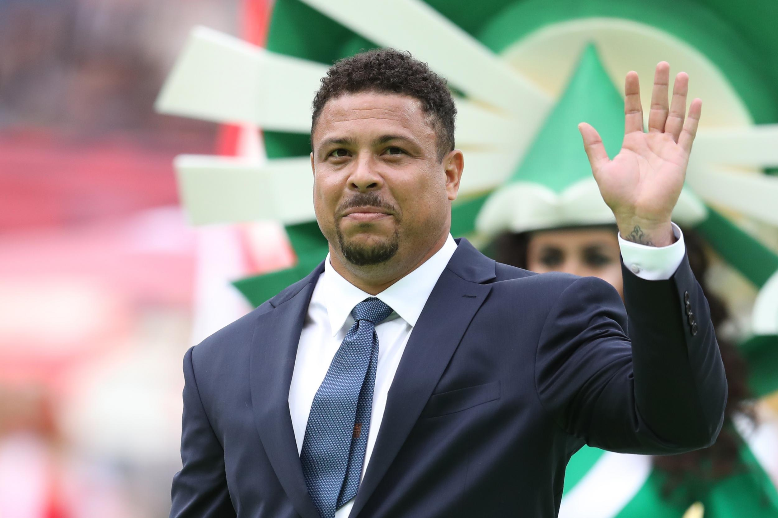 Brazil's Ronaldo returns home after Ibiza hospitalisation