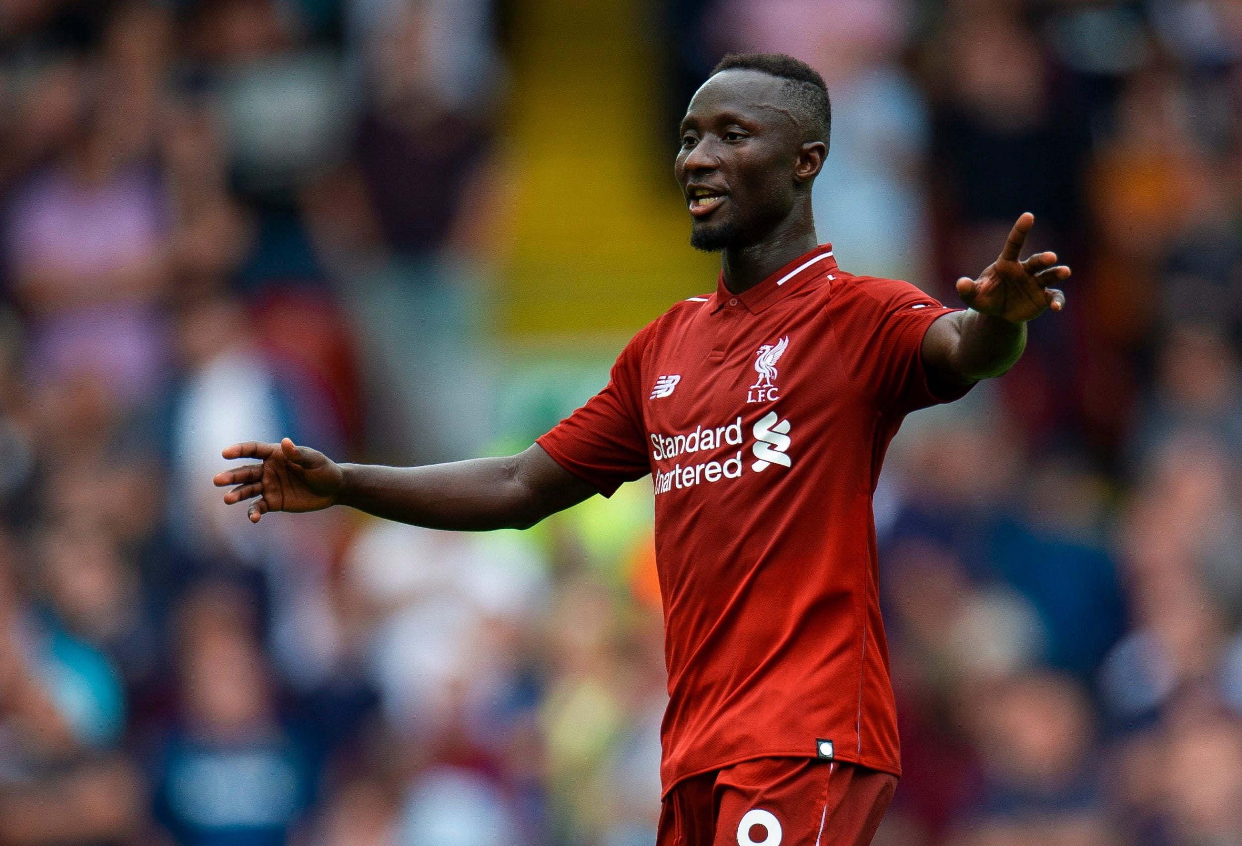 Naby Keita Looks The Real Deal As Liverpool Saunter To