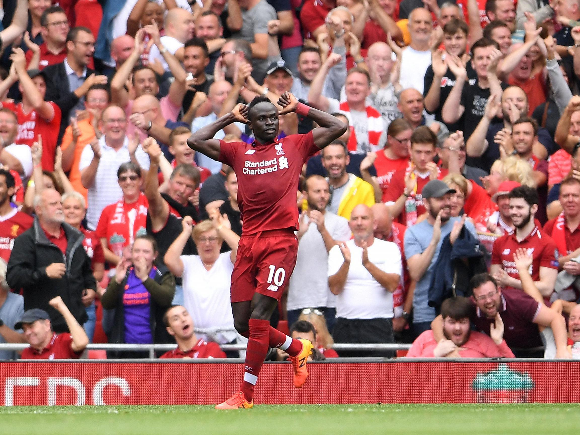 Liverpool vs West Ham – Premier League LIVE: Latest score and updates as Sadio Mane doubles the Reds' lead
