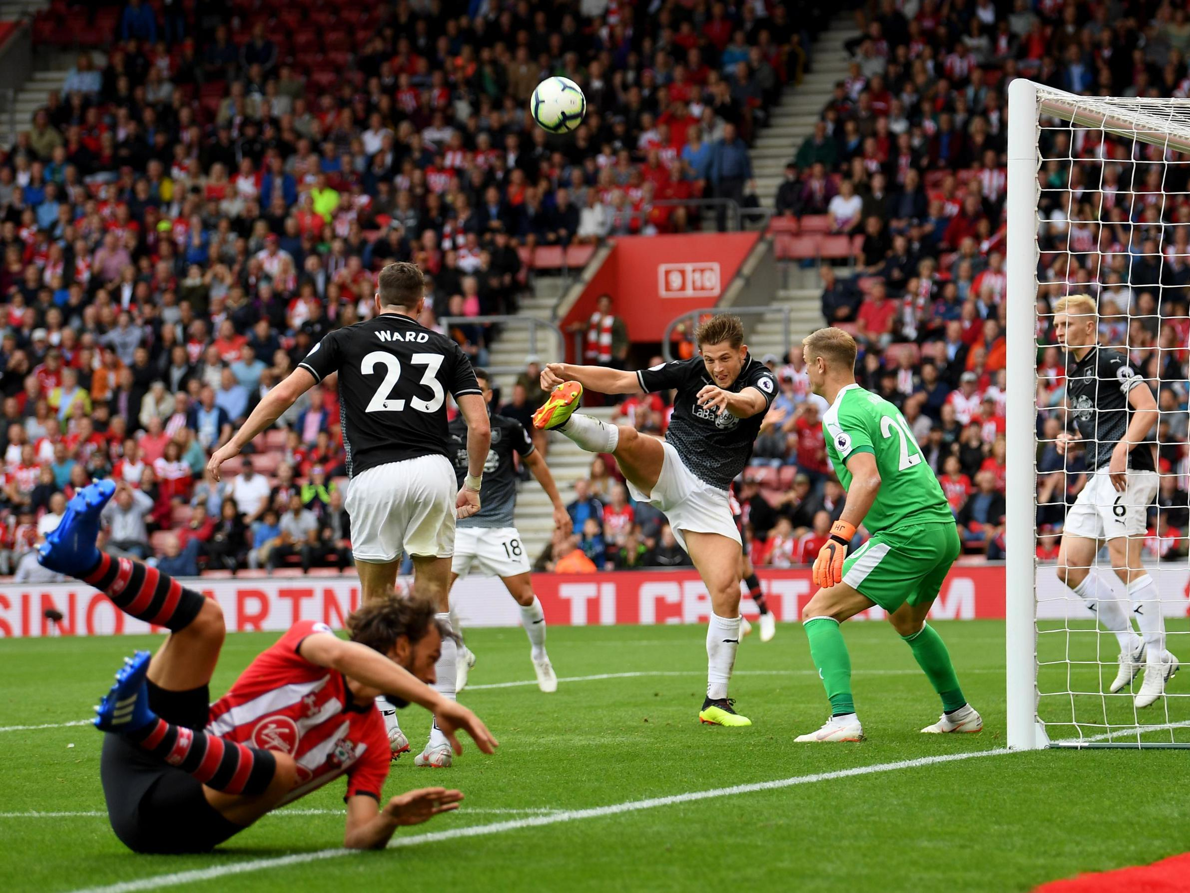 New season, same problems for Southampton as Burnley come away with a point