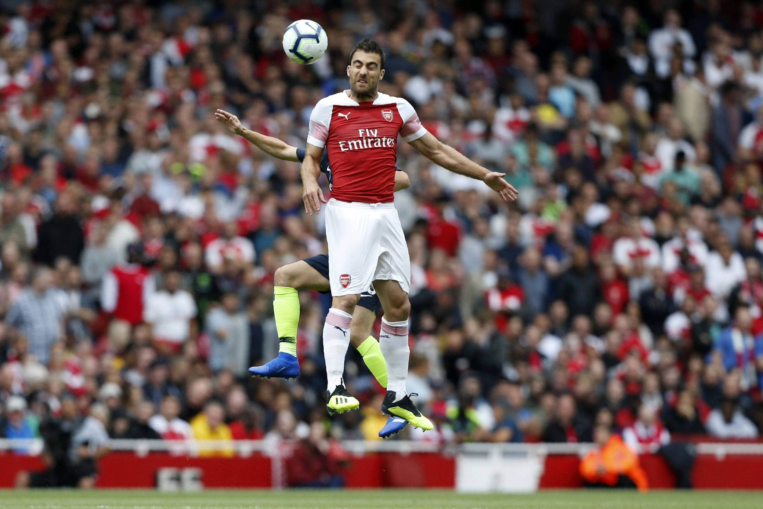 Image result for papastathopoulos arsenal