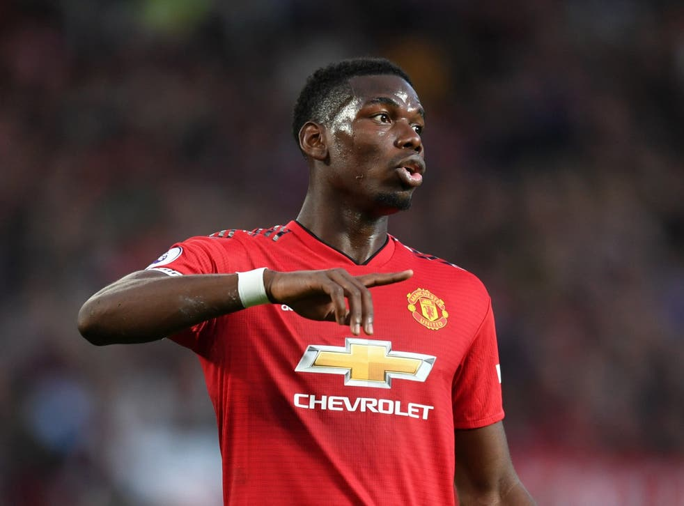 Mourinhodismissed claims that he clashed with Pogba after the Leicester game