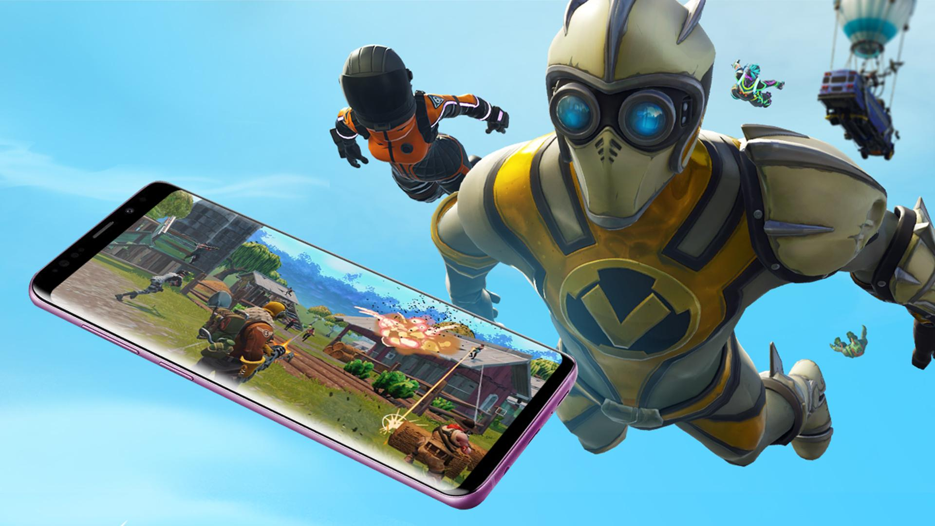 How To Download Fortnite For Android After Epic Games Blocked Mobile