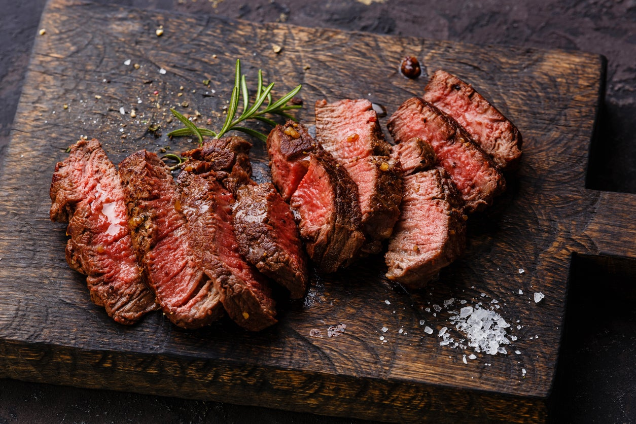 Carnivore diet': New social media trend criticised by nutritionists
