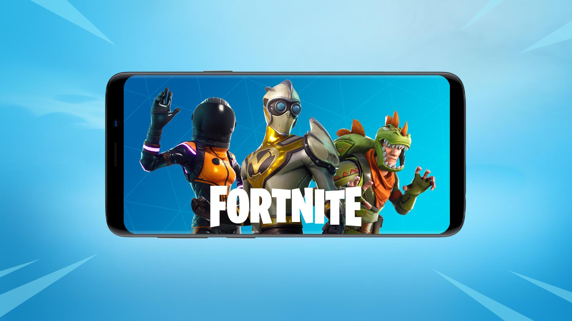 epic games fortnite mobile android download free
