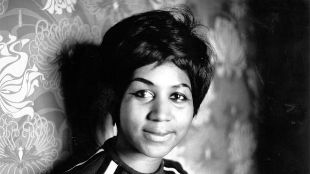 Aretha Franklin was born in 1942 and went on to earn the title 'The Queen of Soul' for her services to music since the late 60s