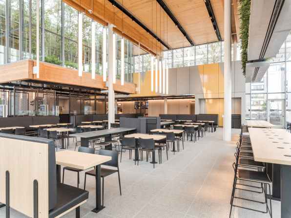 McDonald's opens new flagship store - and it looks just like an
