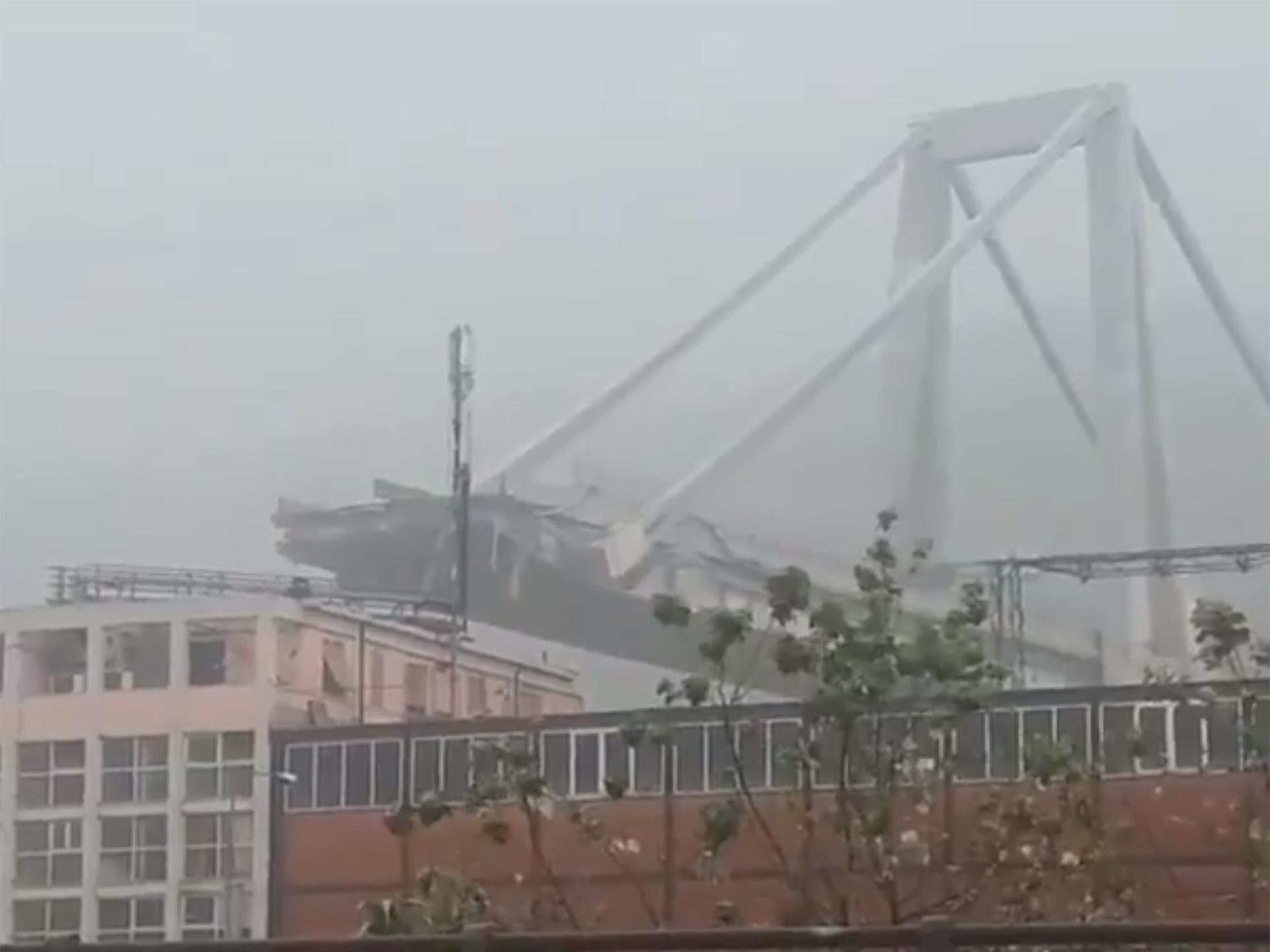 Why did the Genoa bridge collapse? Engineering experts weigh