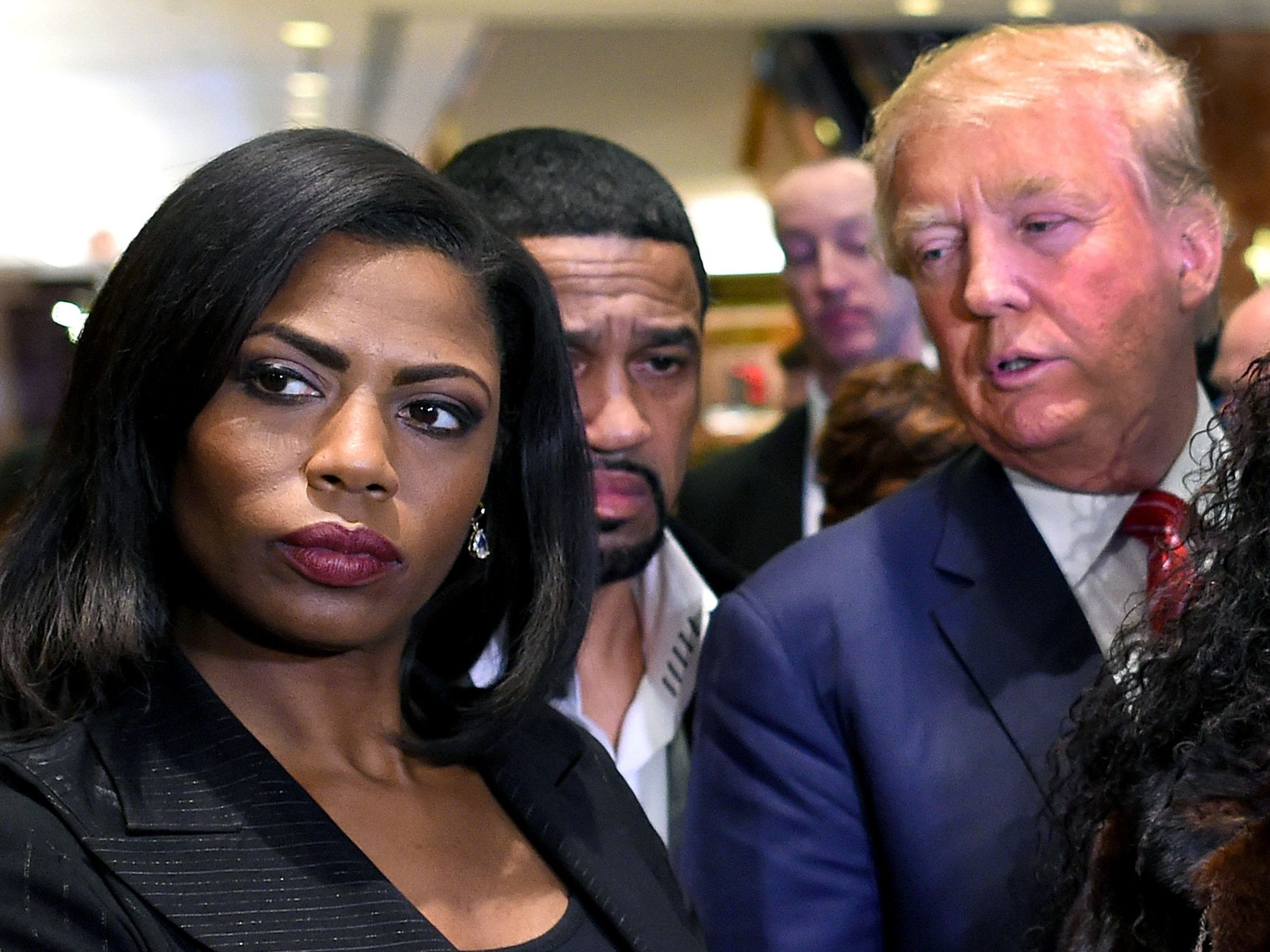 Omarosa releases new tape claiming Lara Trump offered her campaign position as 'hush money'