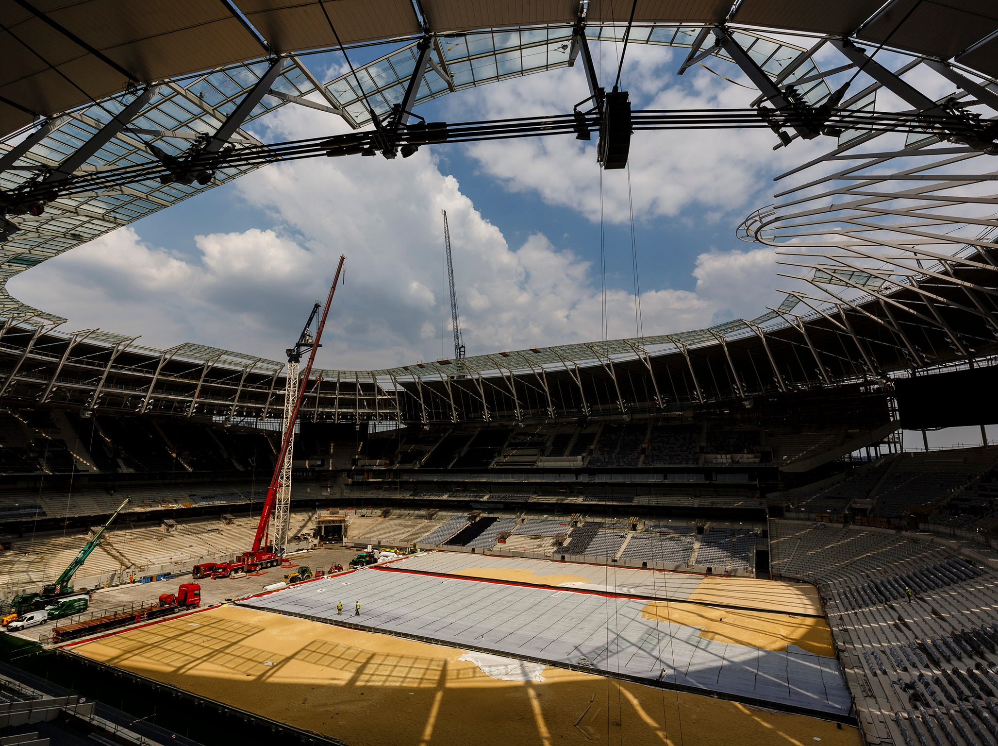 Tottenham stadium update: Twickenham out of contention leaving Spurs without a venue for Manchester City game
