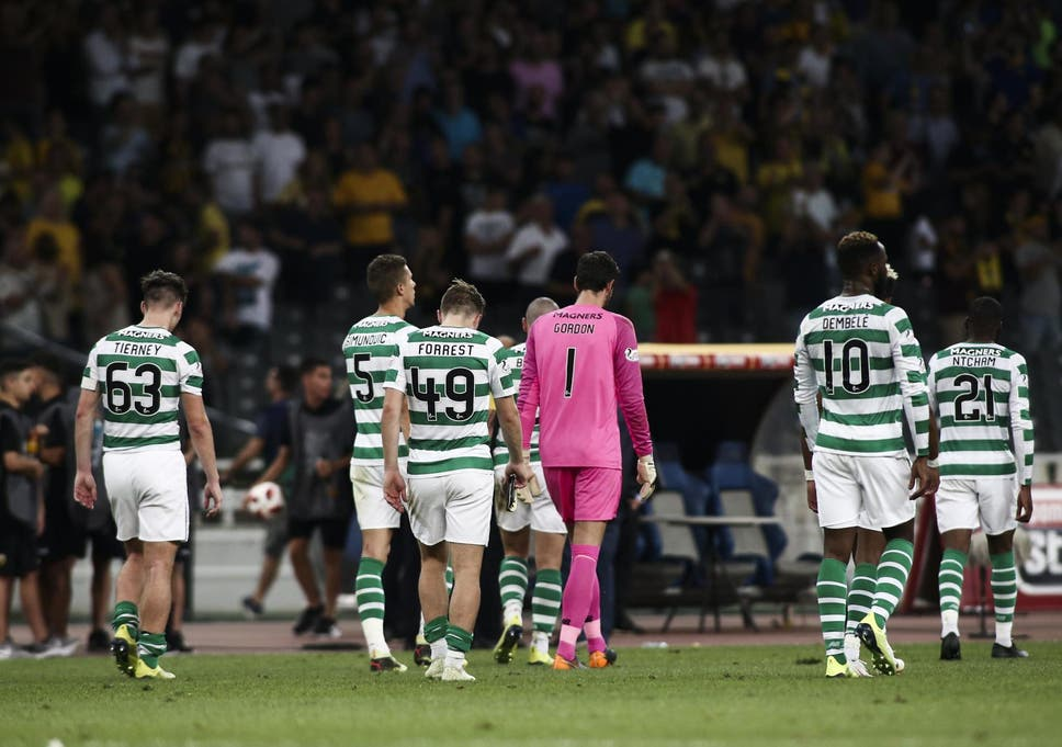 Image result for celtic aek 2018