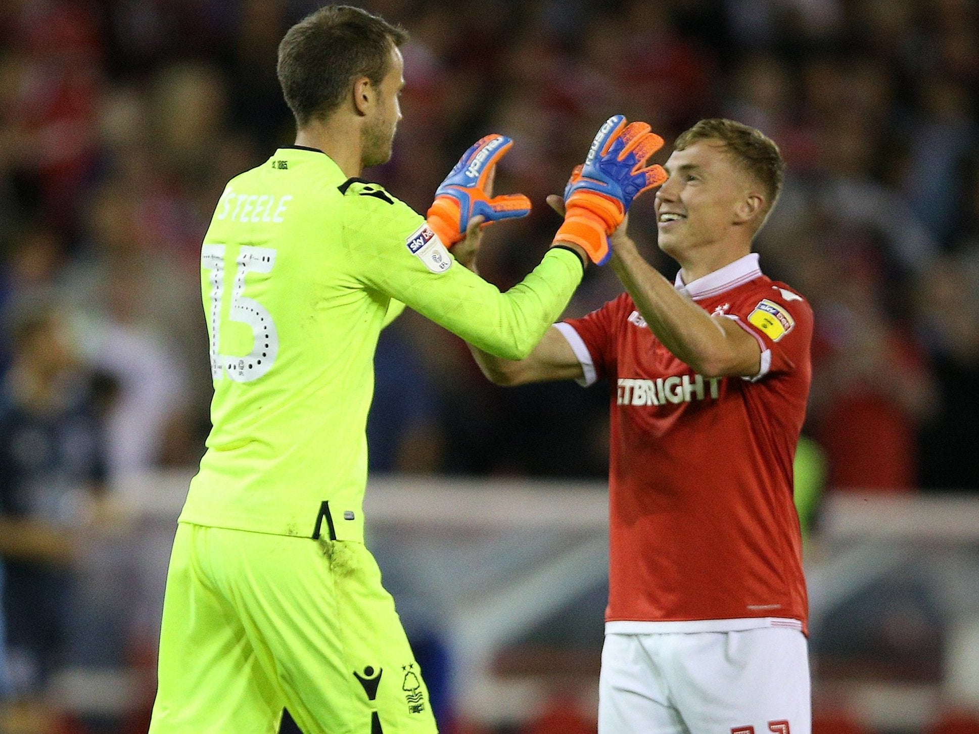 Carabao Cup: Nottingham Forest and Middlesbrough survive penalty shootout scare as Blackburn thrash Carlisle