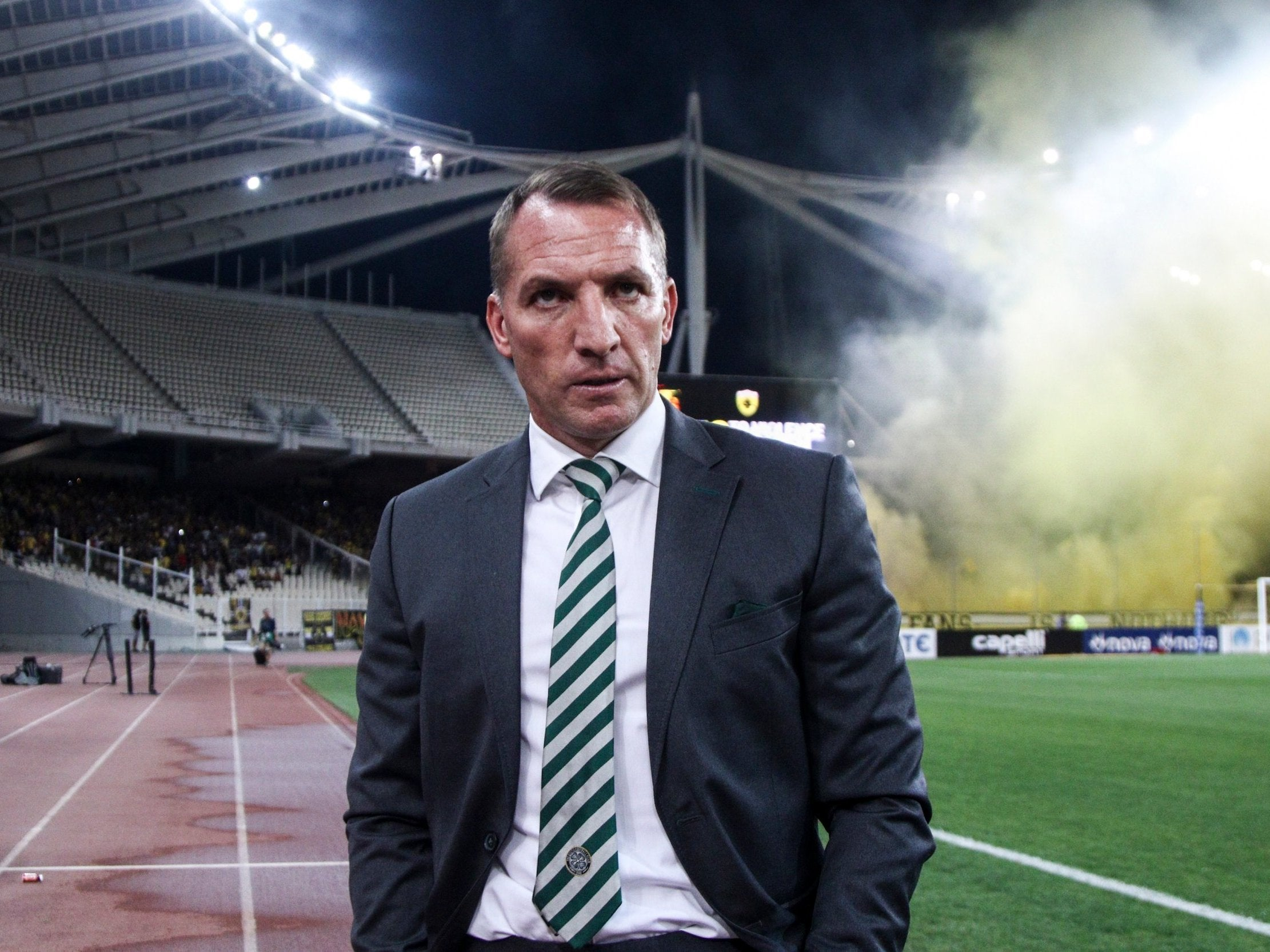 Brendan Rodgers accepts Champions League was 'a step too far' for Celtic as he turns attention to Europa campaign