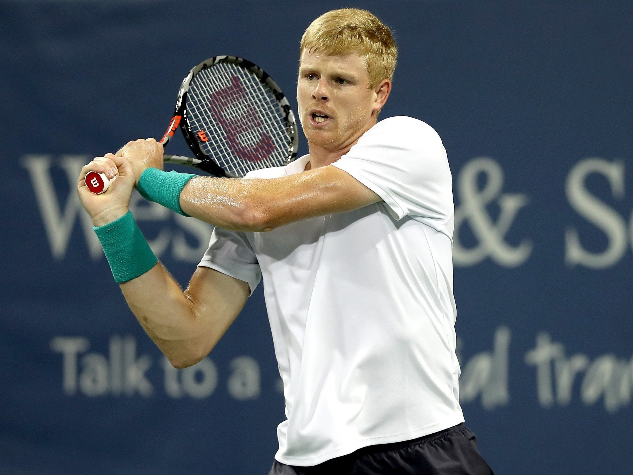 Kyle Edmund Joins Andy Murray In Early Elimination From Cincinnati Open After Defeat By Denis Shapovalov The Independent