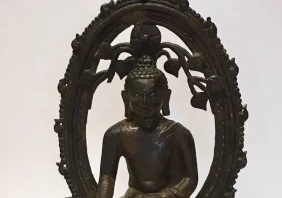 Buddha Statue Stolen From India 57 Years Ago To Be Returned The