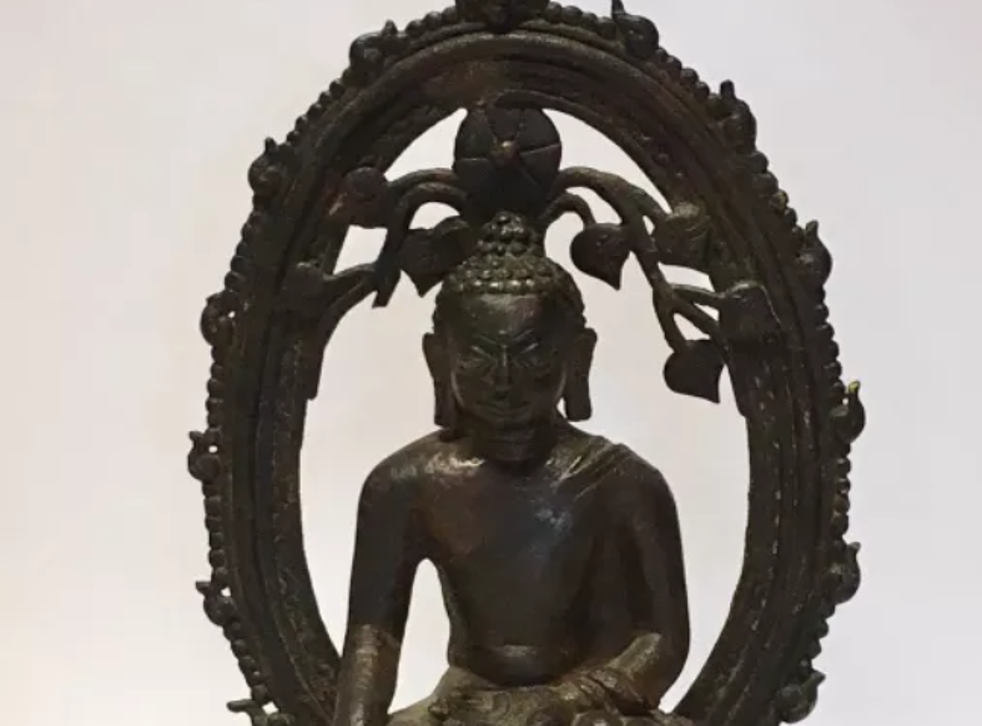 Statue among 14 looted from a museum in eastern India, police say