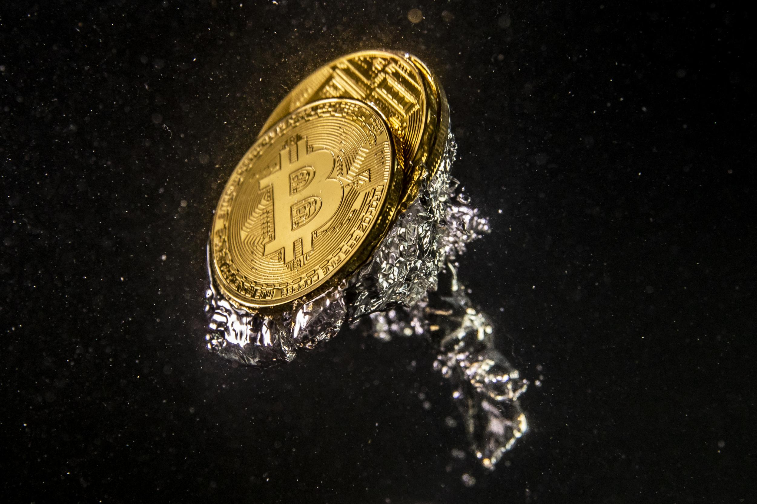 how has the fall in cryptocurrency effected stock photography