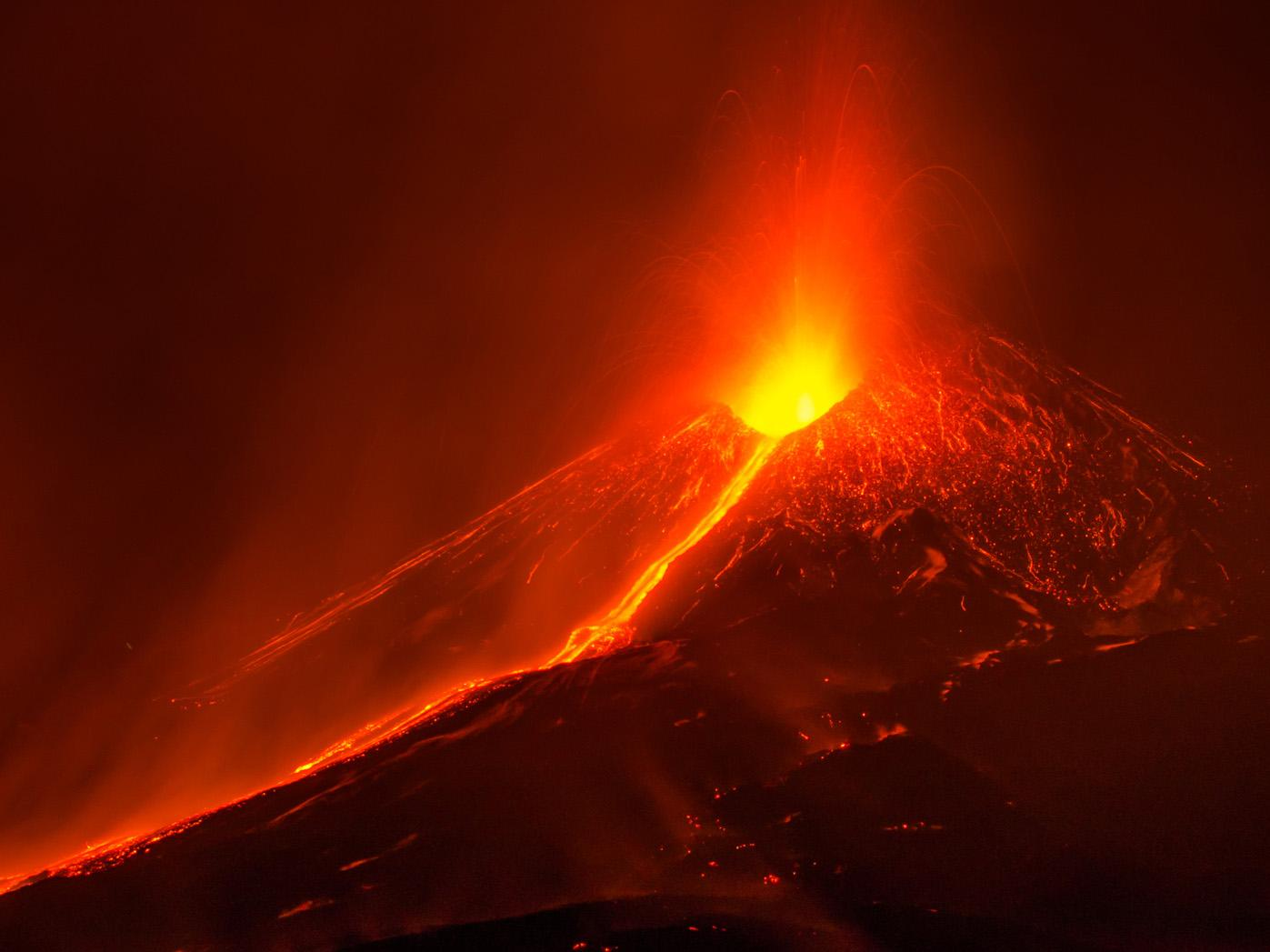 Catastrophic collapse' of Mount Etna could trigger tsunami