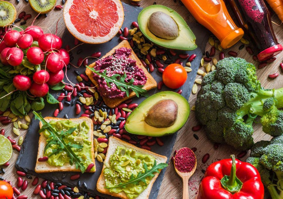 How a vegan diet can affect your body in the first year | The