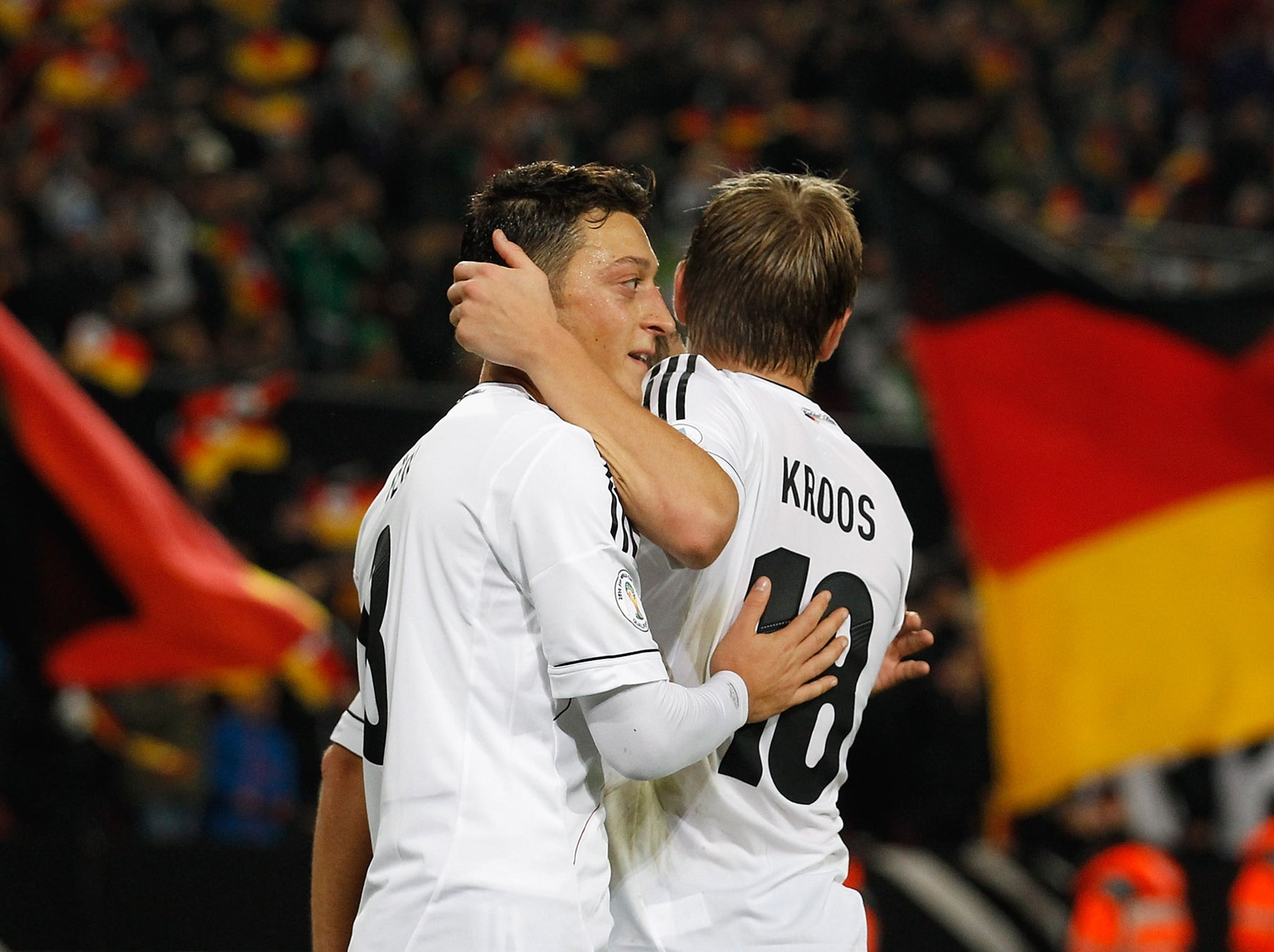 74c7ab807f0 Toni Kroos describes Mesut Ozil's decision to retire from German football  team because of racism 'nonsense' | The Independent