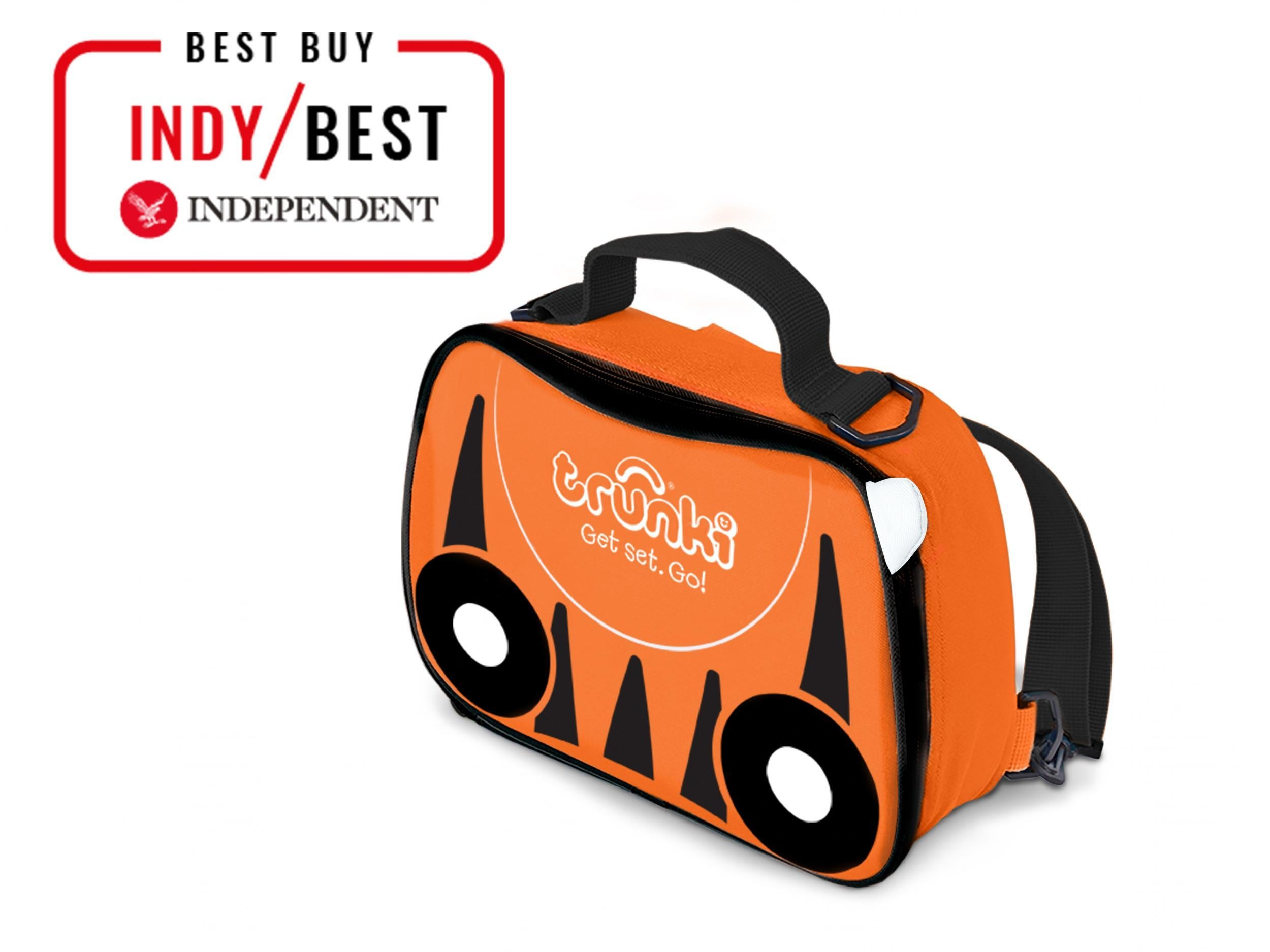 477b652f84ad35 Trunki revolutionised family travel with their rideable wheelie suitcase  and backpack booster seat and last year they launched a lunch bag range  which is ...