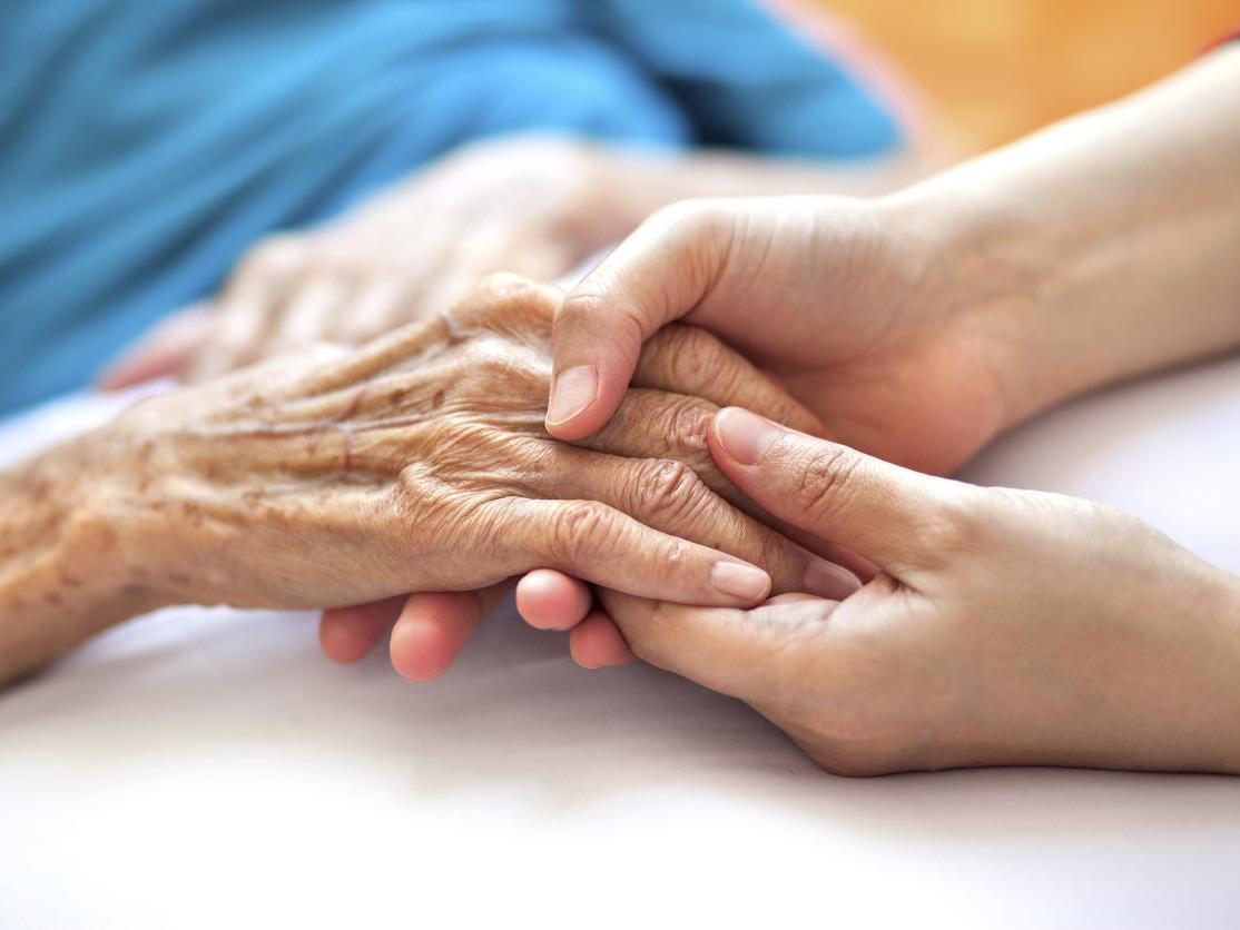 Talking about death with those who are ill is sometimes the kindest thing we can do