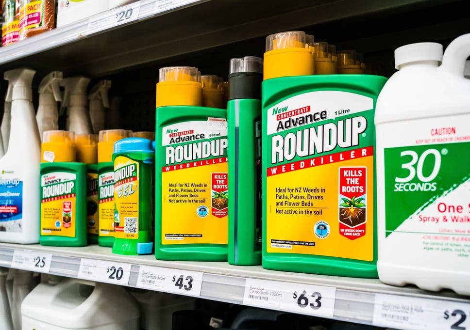 111617bc2f1 Glyphosate is the active ingredient in Roundup, the UK's most popular  weedkiller