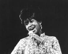 Aretha Franklin death: Elton John and Diana Ross lead tributes