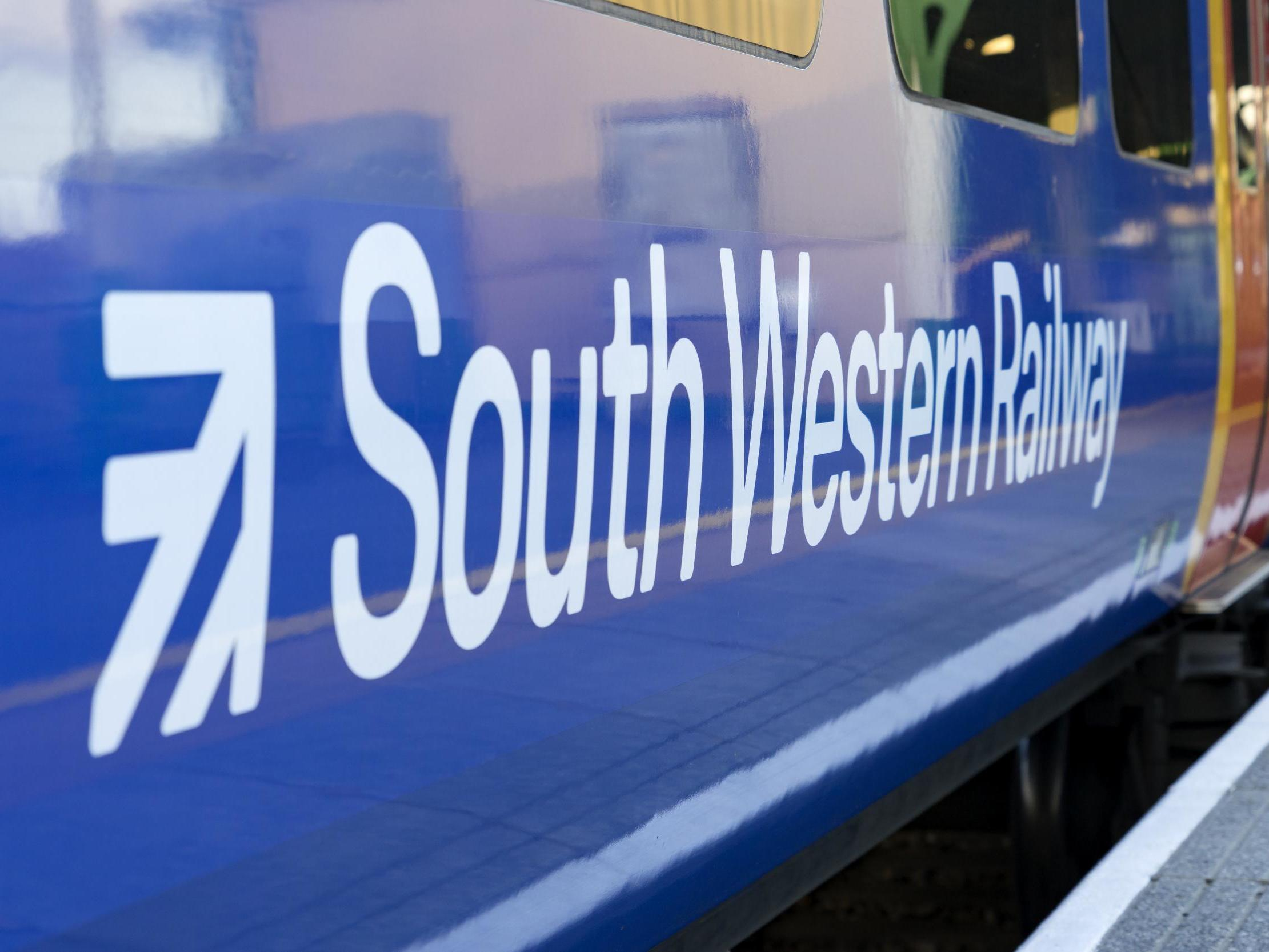 Rail bosses apologise after pornography broadcast over train's loudspeakers