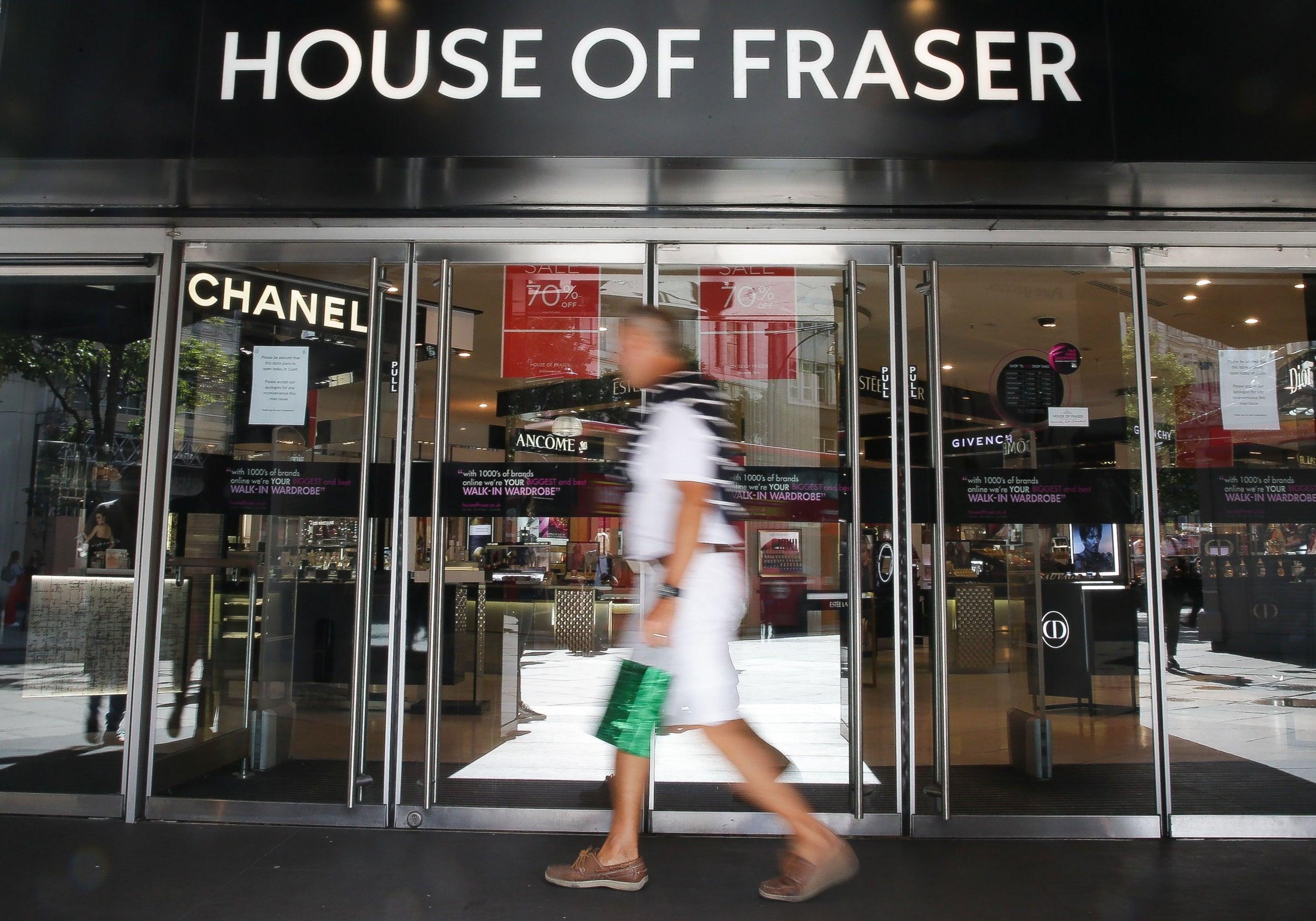 House Of Fraser - latest news 9be36da4d