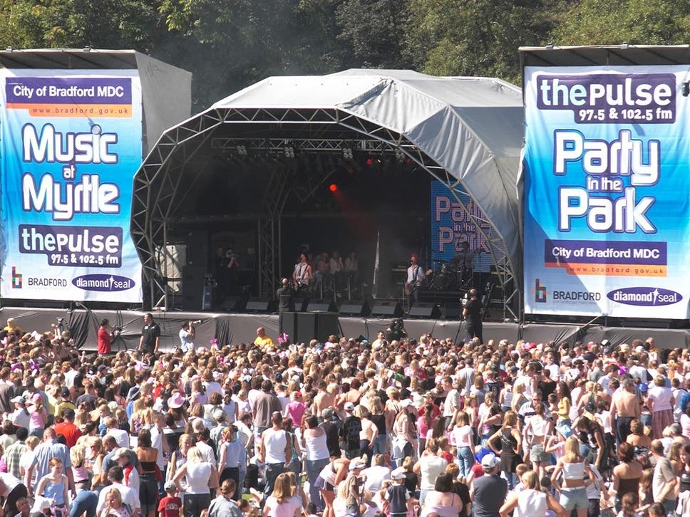 How council funded bingley music live became a blueprint for urban it started 27 years ago and now welcomes more than 15000 people over the last weekend malvernweather Image collections
