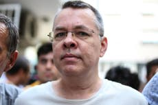 Andrew Brunson: Why has Turkey detained Christian pastor at