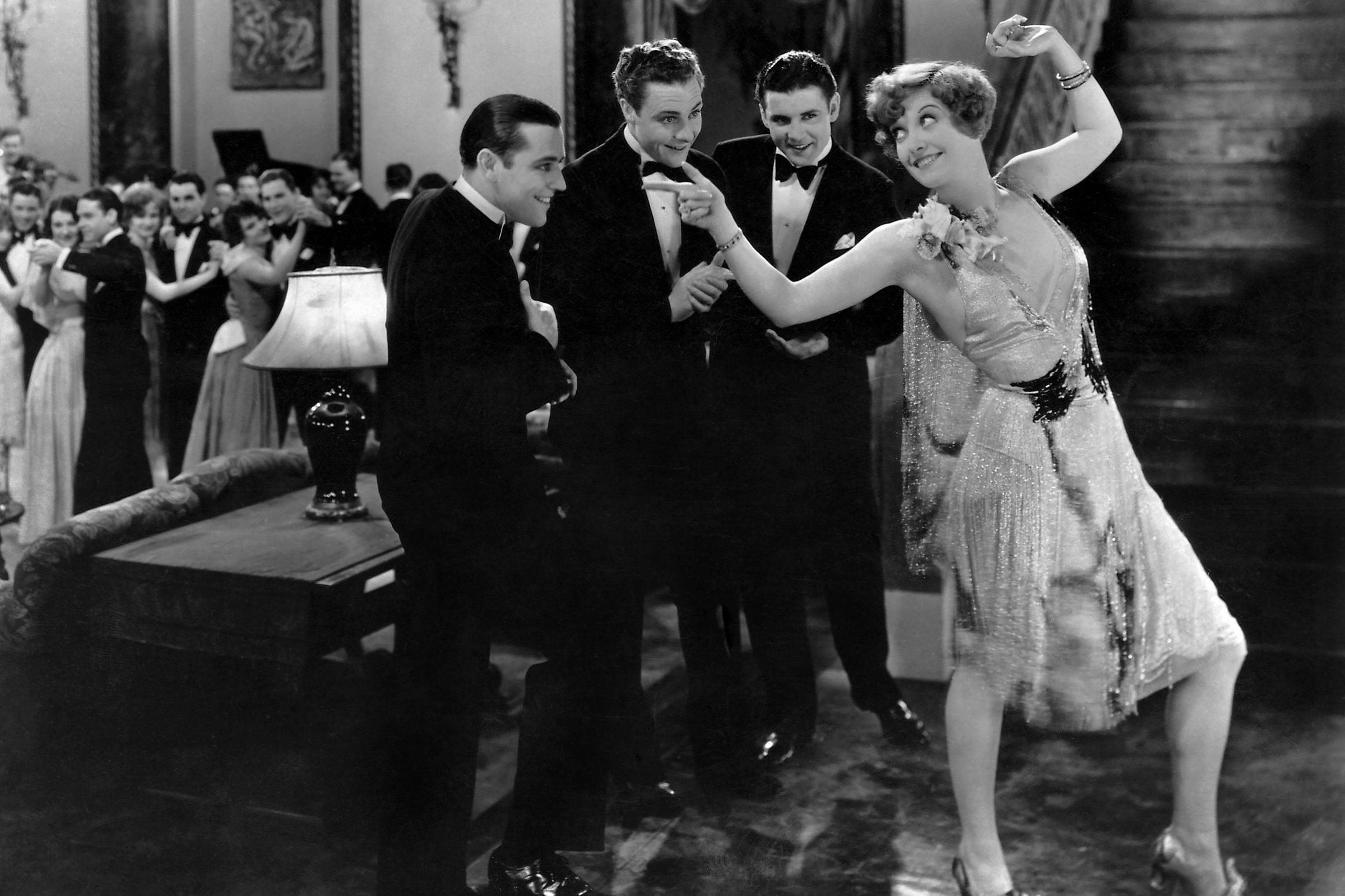 Joan Crawford Last Public Appearance