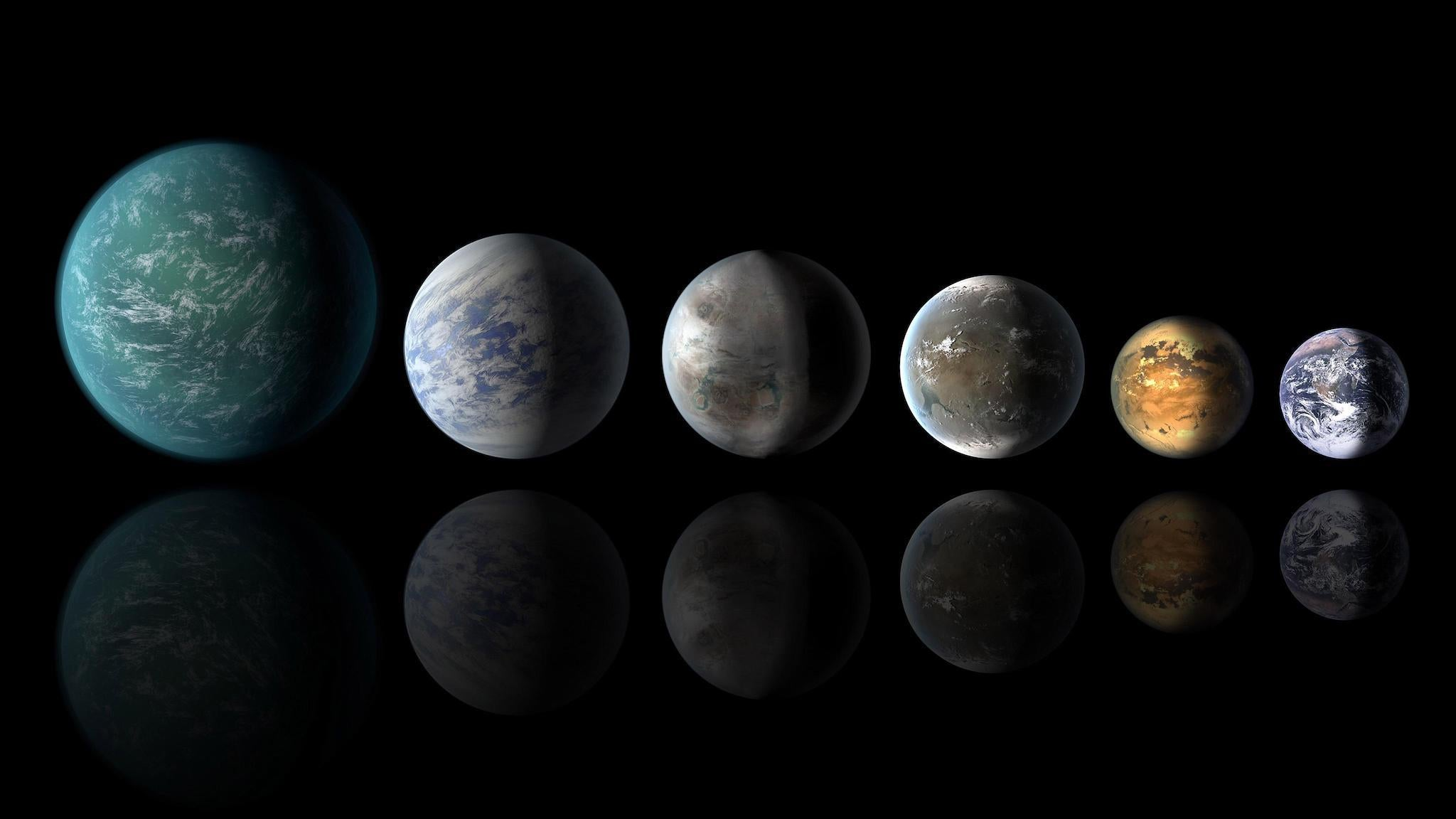 Watery worlds could be common throughout the galaxy – suggesting life could be more likely than we know