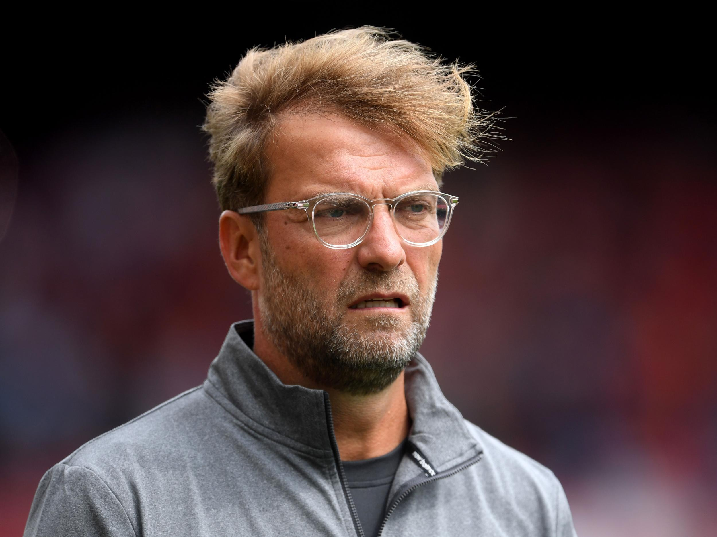 Liverpool's fringe players must 'respect the situation' and fight for their place, says Jurgen Klopp