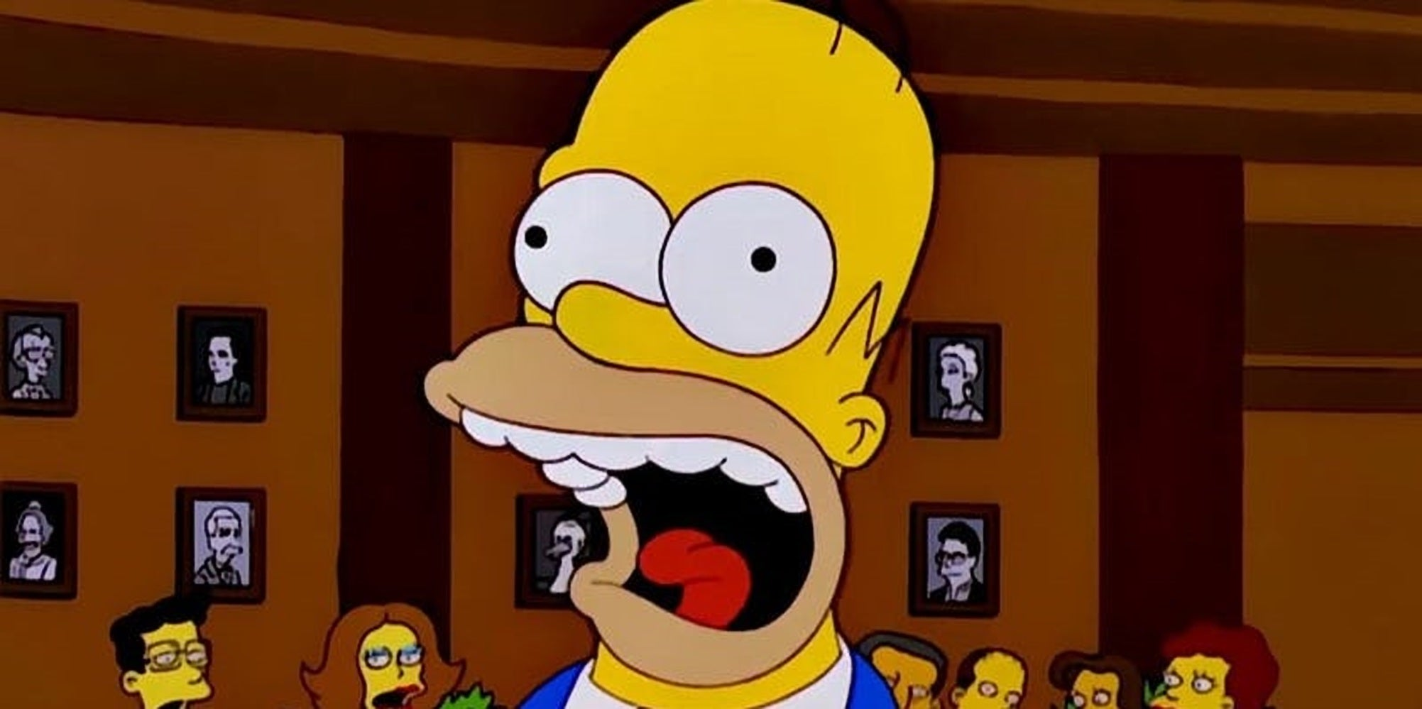 an artist imagined homer simpson as a real human and it u0026 39 s