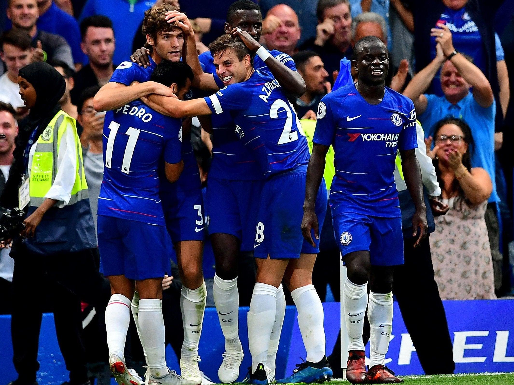 Chelsea vs Arsenal player ratings: Jorginho and Marcos ...