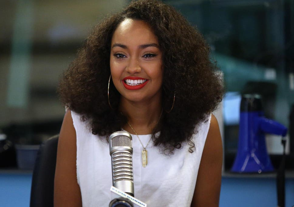 Little Mixs Leigh Anne Pinnock Encourages Black Girls To Embrace